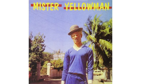 Big image yellow album
