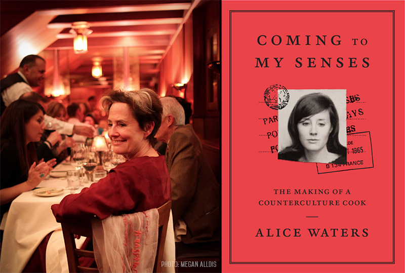 Alice waters coming to my senses