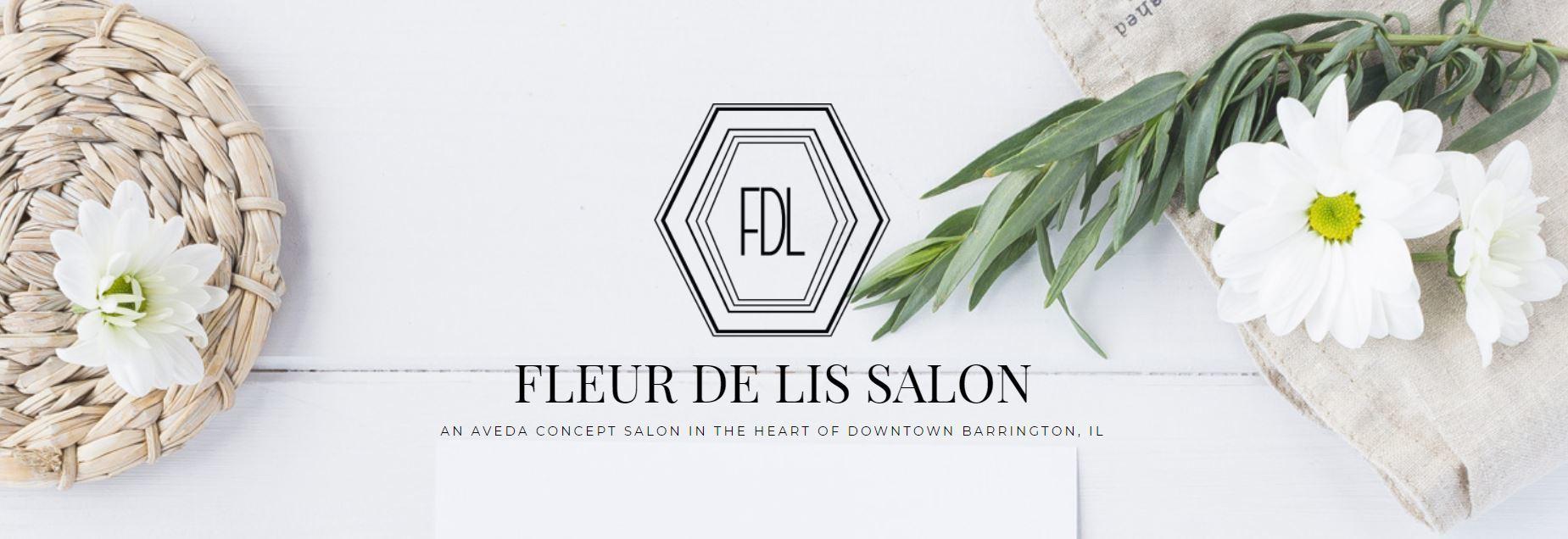 Fleur de Lis Salon Package of 3 Blow-outs