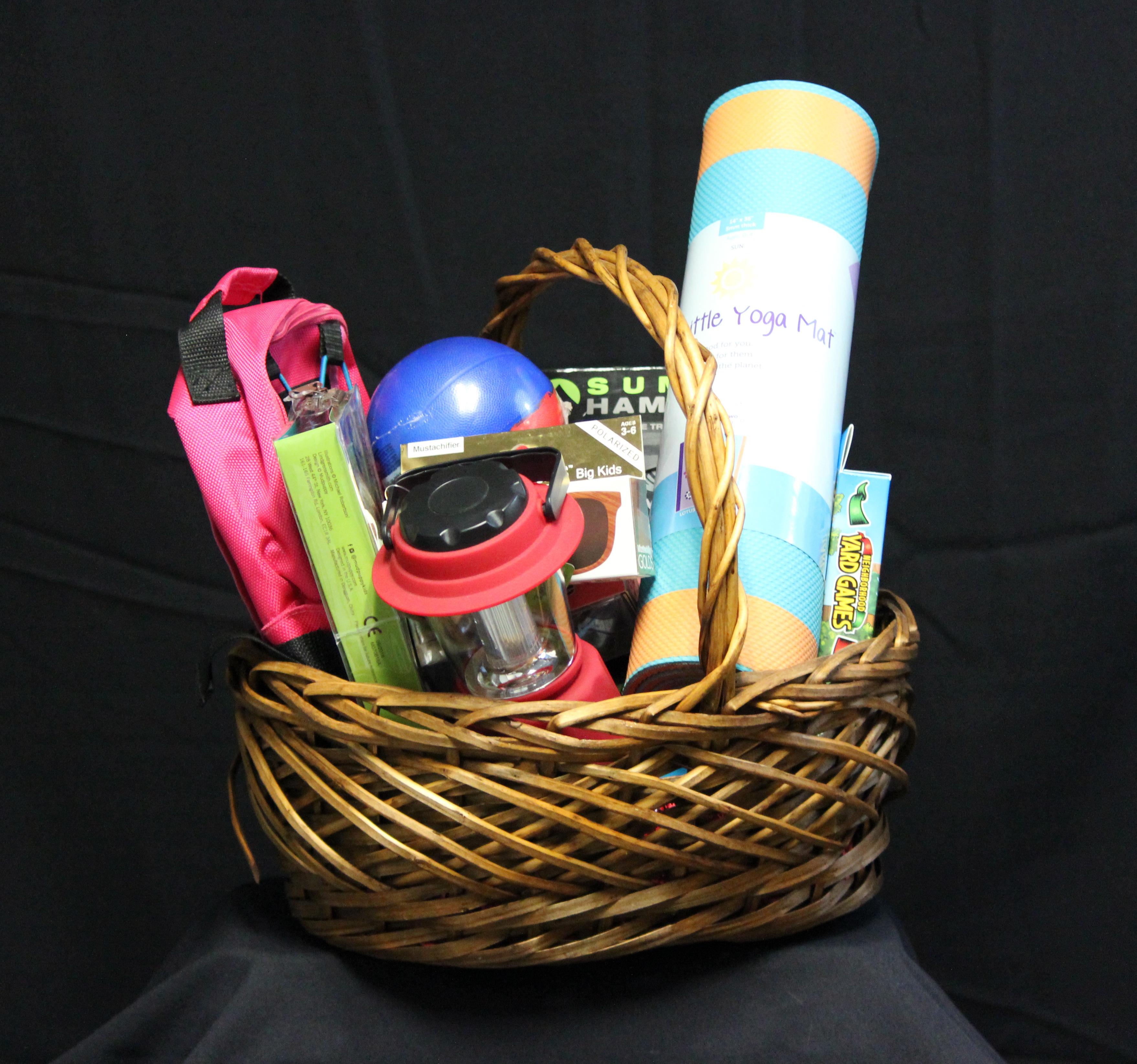 tout neuf 00be5 05c4e Children's Adventure Basket