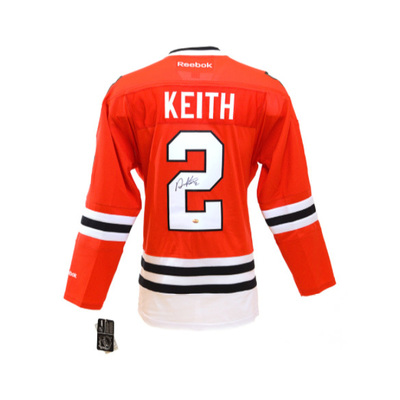 Image keith signed jersey
