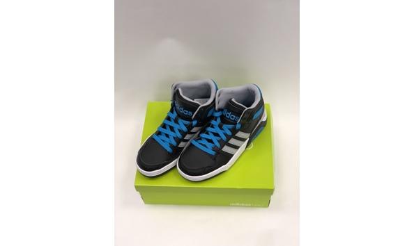 Adidas Neo kids basketball shoes 49559fed3