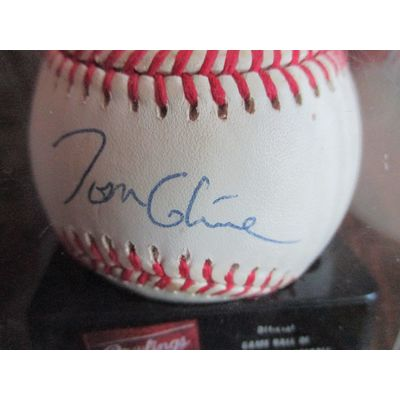 Image tom glavine baseball