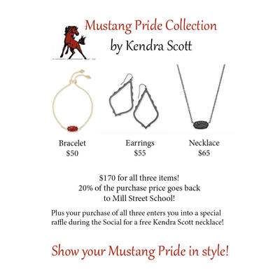 Mustang Pride Collection - complete set