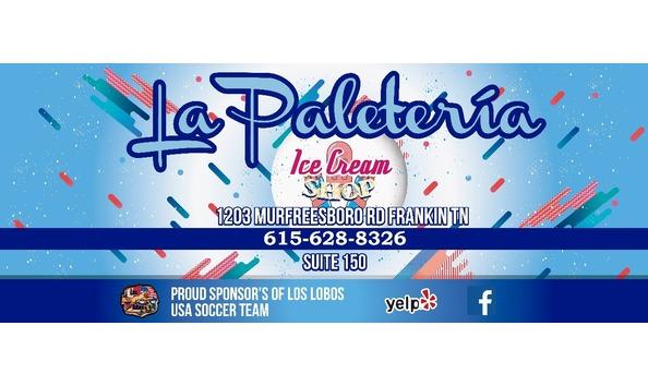 20 La Paleteria Ice Cream Shop