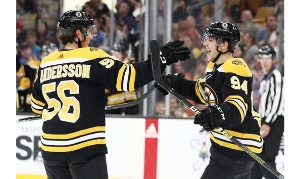 100% authentic acc8a 1d155 Autographed Bruins Jersey 2017-2018 Team