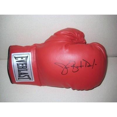 "James ""Buster"" Douglas Autographed Everlast Boxing Glove"