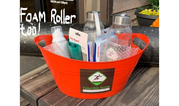 Cg Physical Therapy Gift Basket