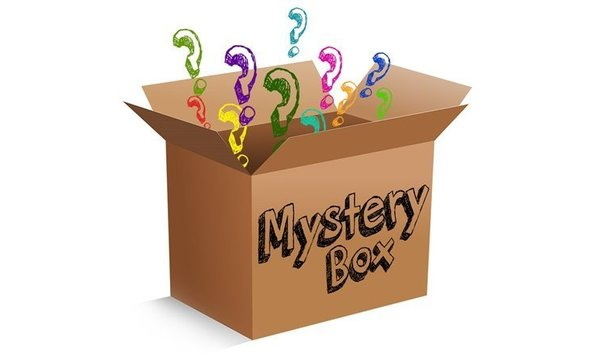 Image result for mystery box clipart
