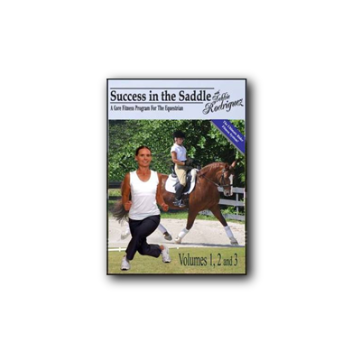 Success In The Saddle-3 DVD set