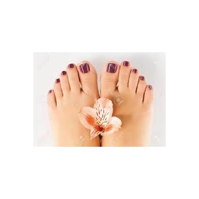 Pedicure @ Christine's Nails