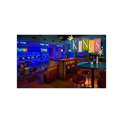 Kings Bowling & Pizza Party Certificate