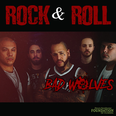 Image bad wolves memorabilia 1