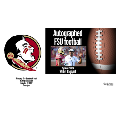 Image fsu football auction