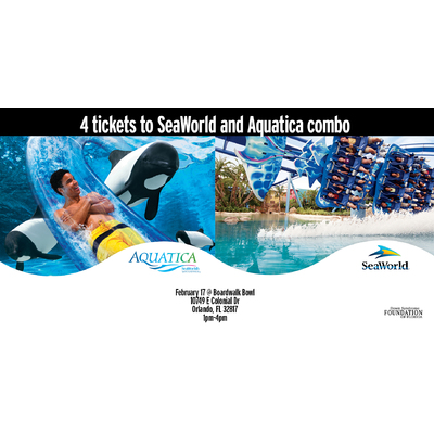 Image seaworld and aquatica