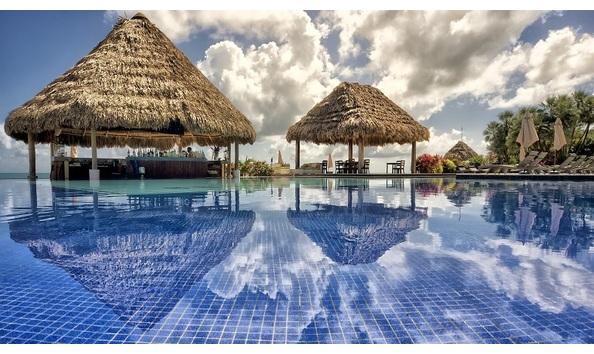 Big image belize ocean club pool5