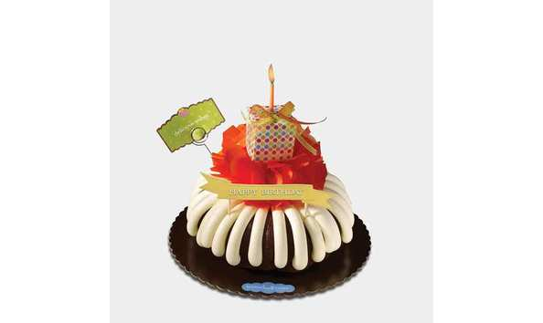 nothing bundt cakes gift certificate