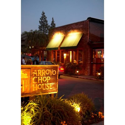 Arroyo Chop House $250 Gift card + Flower Arrangement