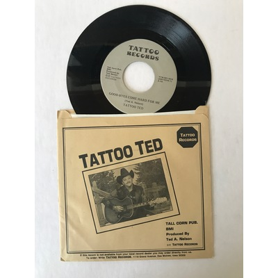 Tattoo Ted 45 Record