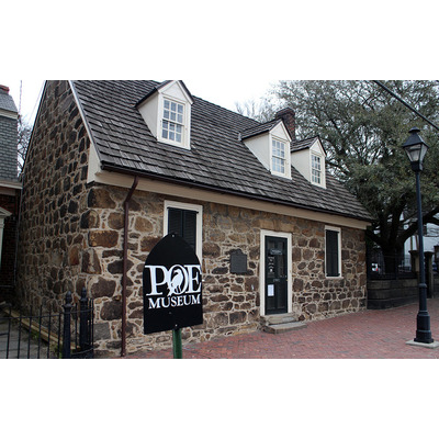 2 Edgar Allan Poe Museum Tickets