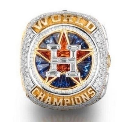 Replica Jose Altuve Houston Astros Championship Ring