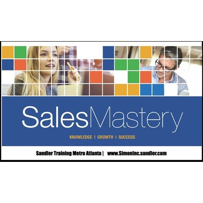 Sandler Training Foundations Sales Course - Eight 90 minute Sessions
