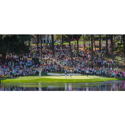 Master Golf Tournament - Final Rounds Tour Package to the 2020 Masters, 3-Night Weekend Private Home Stay for 4 (Four)
