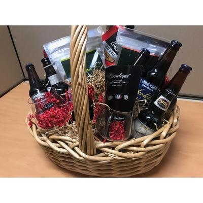 Craft Beer Basket