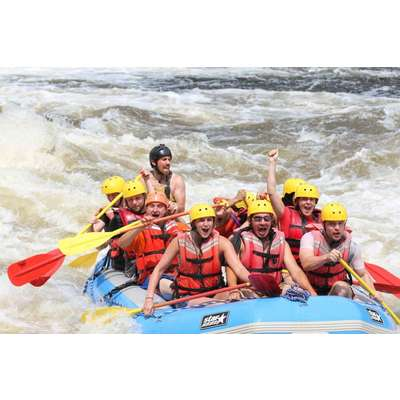 Adventure Rafting on the Ottawa River