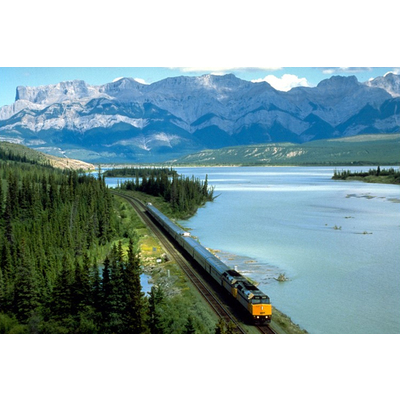 The Great Canadian Rail Adventure