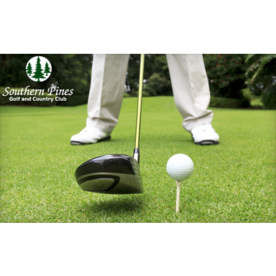 Foursome at Southern Pines Golf & Country Club