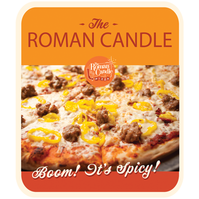 Pizza for a Year at Roman Candle!