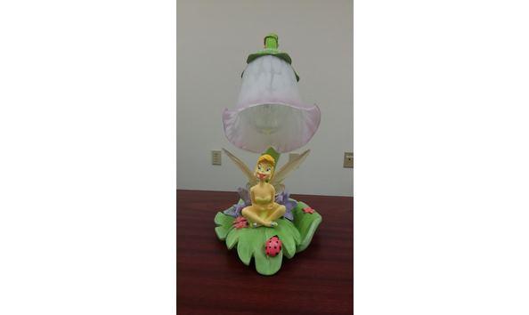 Big Image Tinkerbell Lamp