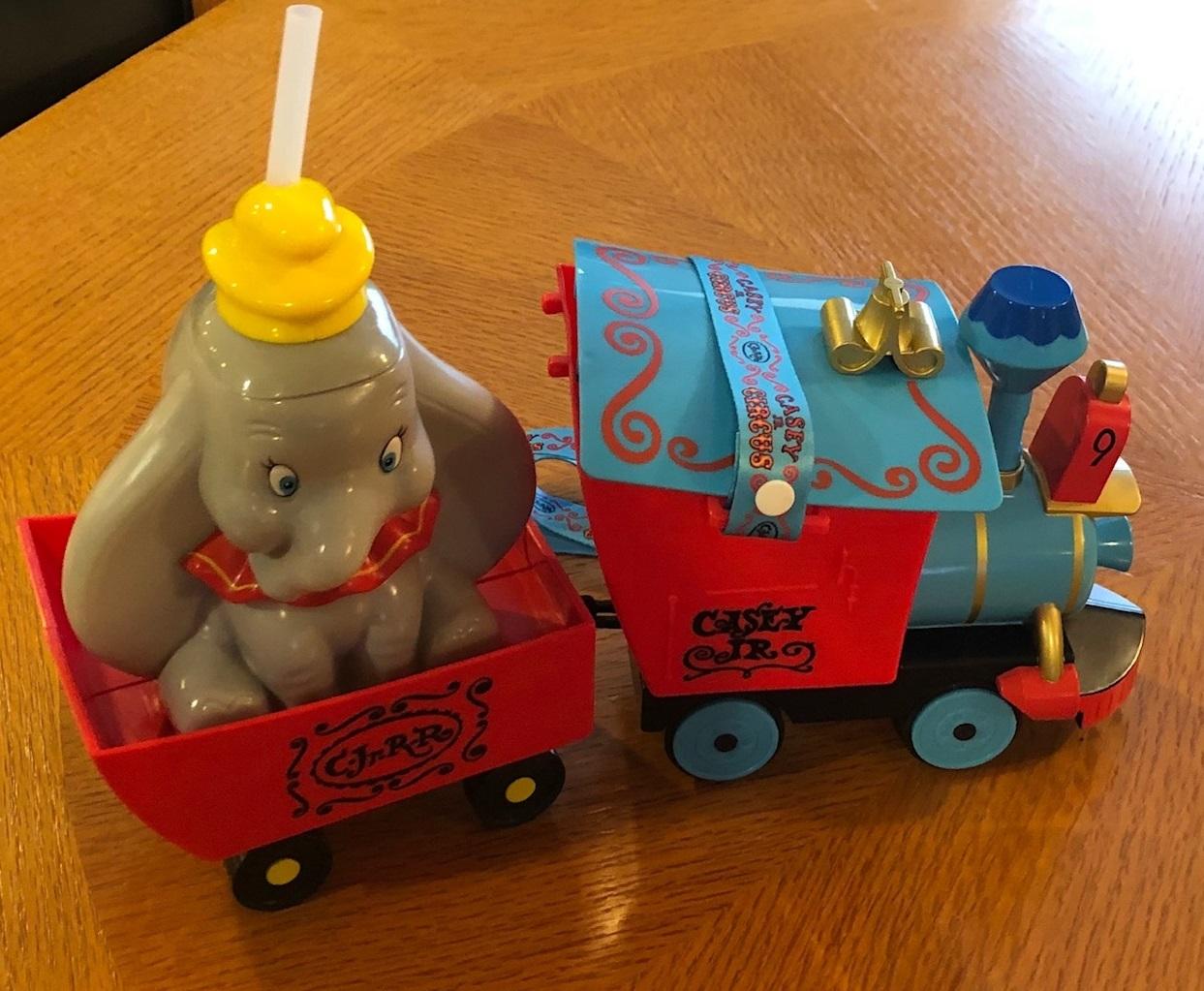Dumbo sipper bucket combo