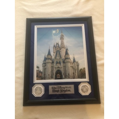 Image mk castle print coin set