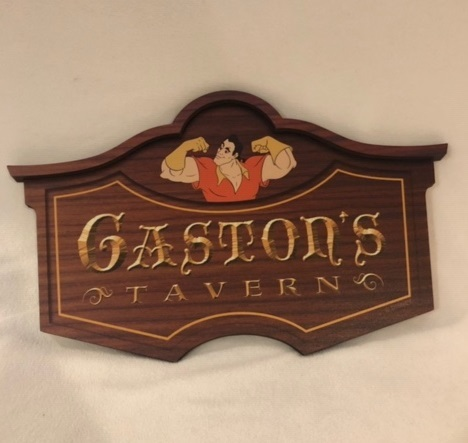 Gastons sign