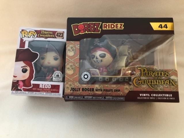 Pirates pop n dorbz