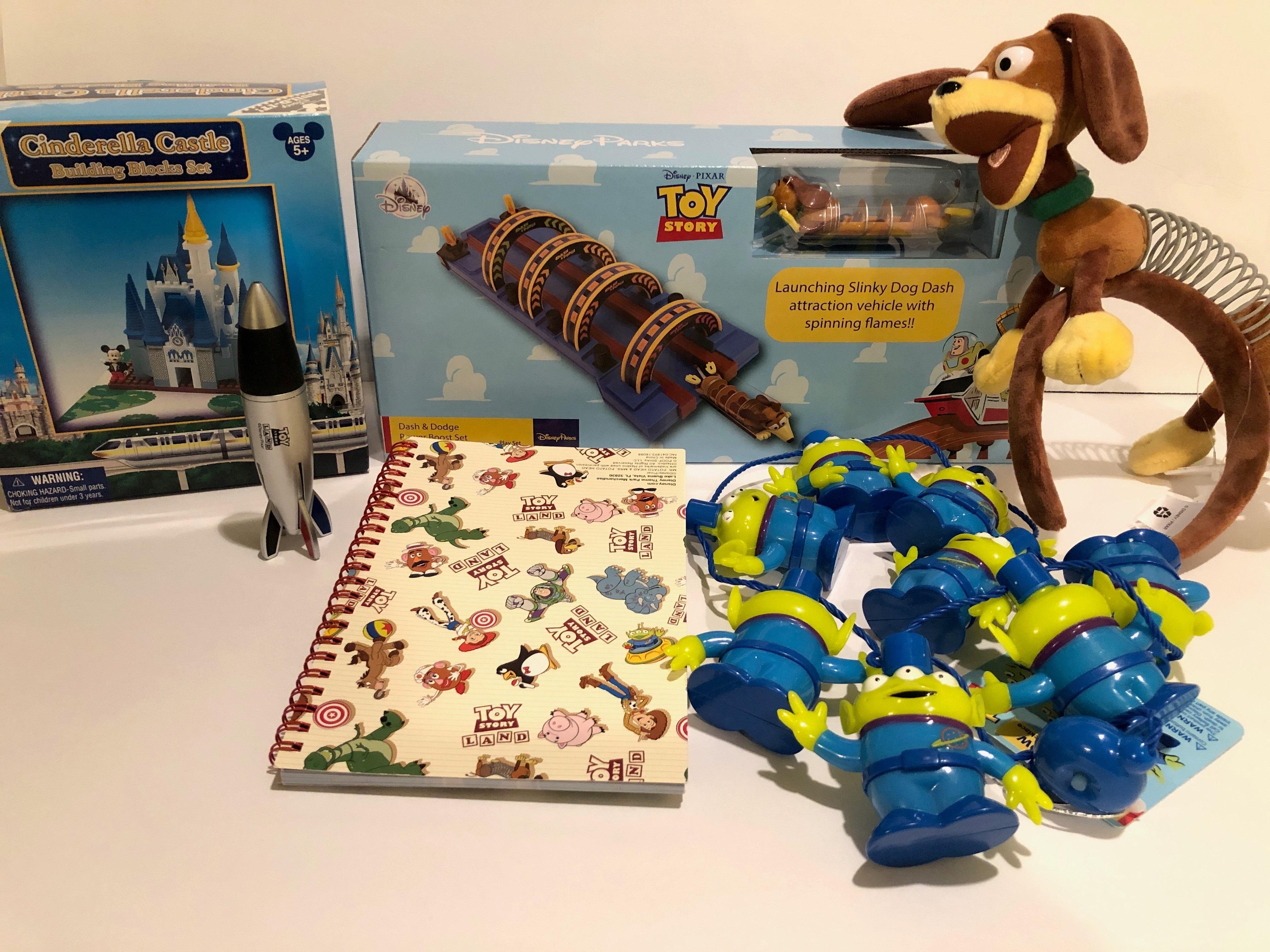 Toy story play set tmflt