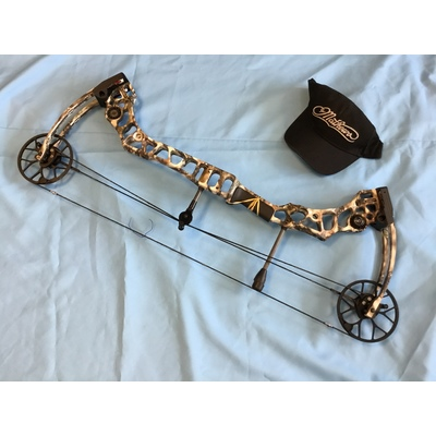 Mathews No Cam HTX 70# Right Hand Lost Camo XD Compound bow NEW