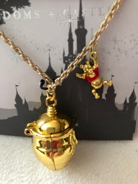 Pooh necklace