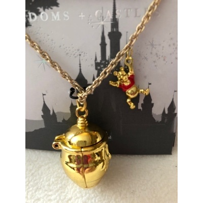 Image pooh necklace