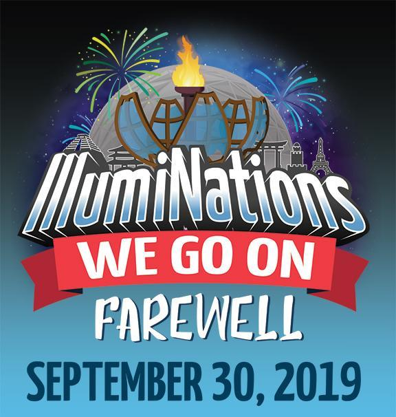 Illuminations farewell event