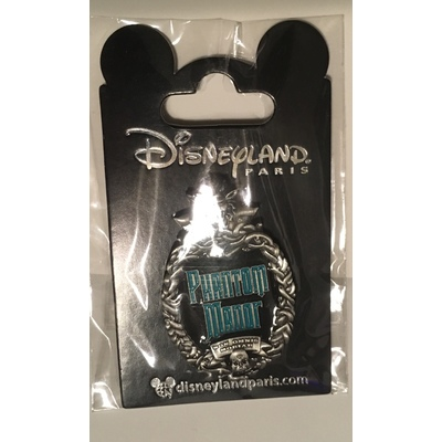 Imported  Enamel Pins and postcard from Disneyland Paris