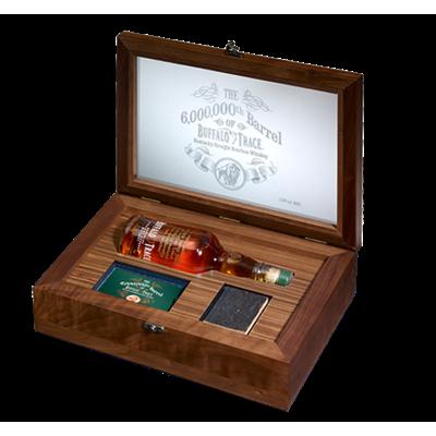 Buffalo Trace 6 Millionth Barrel Bourbon Whiskey Collectors Edition