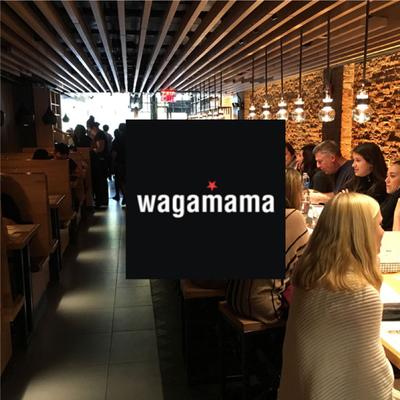 Dine at Wagamama