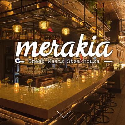 Dine at Merakia