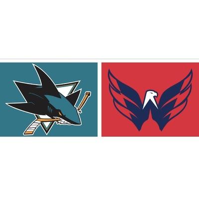 2 Tickets - Sharks vs Washington Capitals Dec 3 @ 7:30 pm