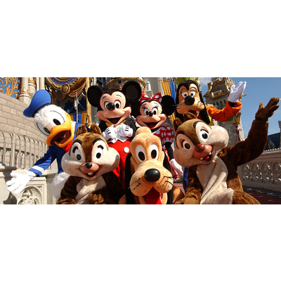 Disney World Family Adventure for 4