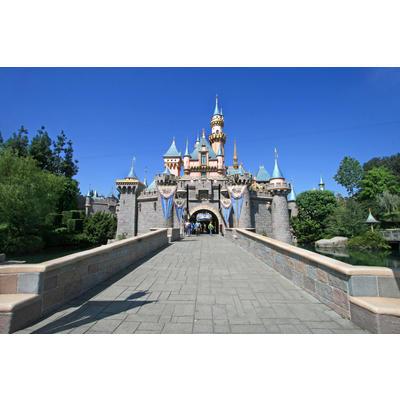 Disneyland Star Wars Adventure for 4