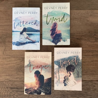 Signed Series by Devney Perry